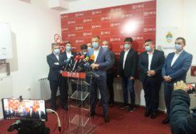 POTPISAN KOALICIONI SPORAZUM Skupštinsku većinu u Bijeljini formiralo 11 političkih partija
