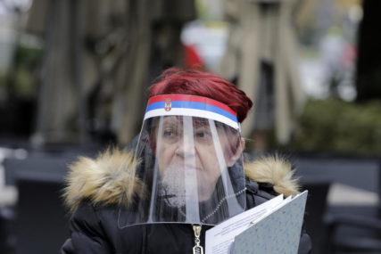 I DALJE NA VRHU LISTE Četvrtina svih zaraženih virusom korona u Beogradu