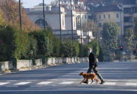 BLIZU 40.000 NOVIH SLUČAJEVA INFEKCIJE Najgore pogođeni Lombardija i Pijemont