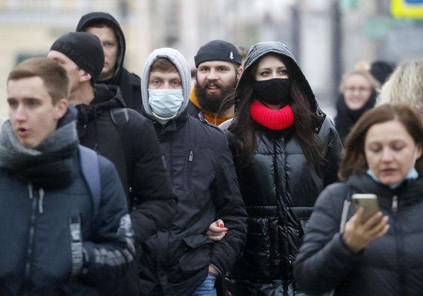 BROJ PREMINULIH RASTE U Evropi pad zaraženih prvi put u tri mjeseca