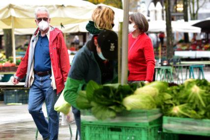 NISU DALE ŽELJENI REZULTAT Vlada Slovenije odredila kriterijume za ublažavanje mjera