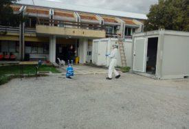 Situacija sa virusom korona u Trebinju nešto stabilnija: Na bolničkom liječenju 81 pacijent