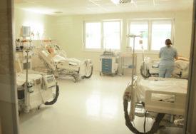 NA RESPIRATORU 62 OSOBE Bolnice u Srpskoj liječe 1.111 pacijenata od korone