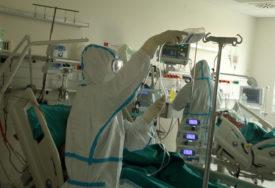 KORONA ODNOSI ŽIVOTE U trebinjskoj bolnici na liječenju 92 pacijenta, četiri osobe preminule