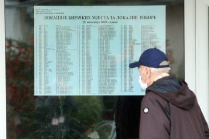 TRAŽE PONAVLJANJE IZBORA U DOBOJU Predstavnici pet političkih partija potpisali i uputili zahtjev CIK