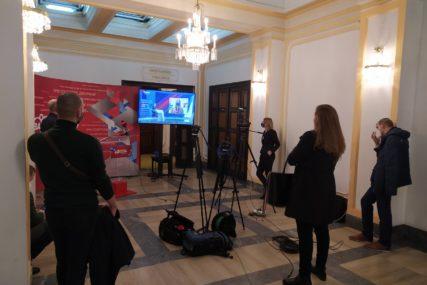 OČEKUJU PRVE REZULTATE SA TERENA Iz GO SNSD Banjaluka je još uvijek ne obraćaju novinarima
