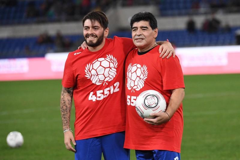 RAT ZA NASLJEDSTVO Maradona nije bio siromašan, djeca dijele bogatstvo