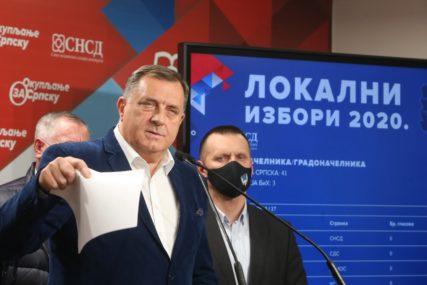 """""""TUŽAN SAM ŠTO SMO IZGUBILI BANJALUKU"""" Dodik o izbornim rezultatima u Srpskoj (VIDEO)"""