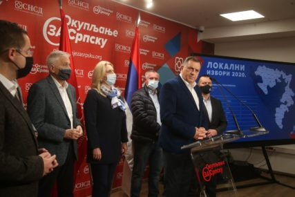 """Šuplja priča za birače"" Reakcija opozicije na Dodikove najave o osvajanju 38 odsto mandata u NSRS"