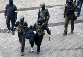 """""""KOMŠIJA ZA KOMŠIJU PROTIV DIKTATURE"""" Na protestima u Bjelorusiji privedeno više od 180 ljudi"""