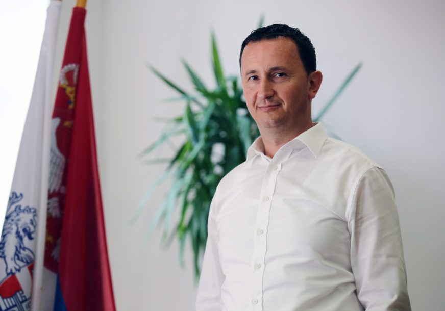 TREBINJE DOBAR PRIMJER Ćurić: Spremno dočekujemo sve koji hoće da investiraju