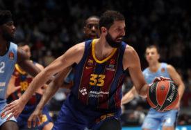 HUMANI MIROTIĆ Košarkaš Barselone gađa trojke za porodicu iz Doboja