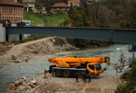 Izvođač tražio DUŽI ROK za završetak radova: Most u Toplicama NEĆE  BITI ZAVRŠEN u decembru