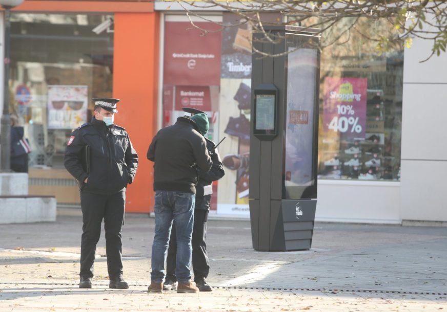 BANJALUČKA POLICIJA IMALA PUNE RUKE POSLA Kažnjeno 454 pješaka i 240 pijanih vozača