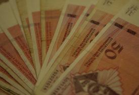 Veći priliv od poreza i doprinosa: Na računu javnih prihoda 1,5 milijardi KM