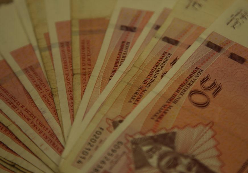 April donio rast prihoda: Za četiri mjeseca 74 miliona KM više indirektnih poreza