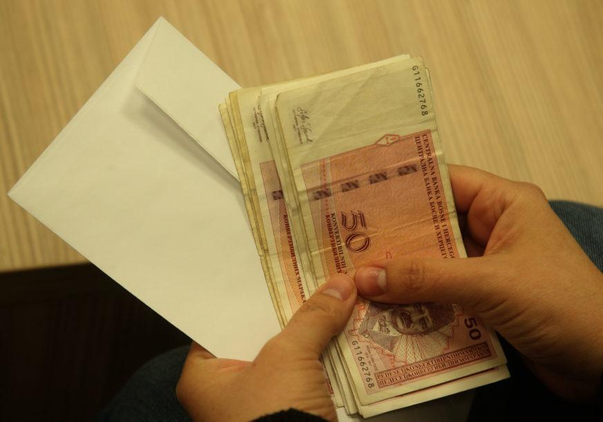 PODSTICAJI PRIVREDNICIMA Isplaćeno više od 1,3 miliona KM za POVEĆANJE PLATA