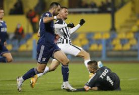 STANOJEVIĆ U PROBLEMU Partizan ostao bez napadača