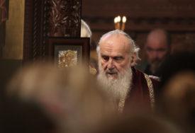 OSTAJE 14 DANA U BOLNICI Patrijarh Irinej pozitivan na koronu, OSJEĆA SE DOBRO