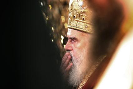 KONZILIJUM LJEKARA UZ NJEGA Pogoršano stanje patrijarha Irineja