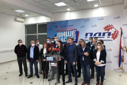 """""""OVO JE POBJEDA IDEJA I RAZLIČITOSTI"""" Jelena Trivić poručila da je danas veliki dan za opozicioni duh"""