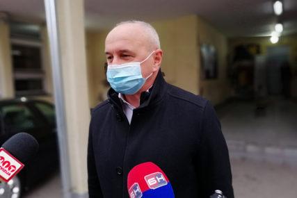 """ĐOKIĆ GLASAO U BRČKOM """"Izbori pripremljeni i organizovani u natježim uslovima"""""""