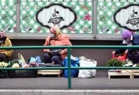 VIŠE OPORAVLJENIH NEGO ZARAŽENIH Bez smrtnih slučajeva u Sarajevu, od 969 testiranih uzoraka pozitivno 270 osoba
