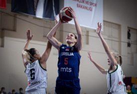 ODLIČNA SRBIJA Serijom 17:0 košarkašice slomile otpor Litvanije