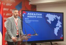 """PORUKA RAJČEVIĆA NA TVITERU """"Teško razumjeti zašto Banjaluka nije dala povjerenje Radojičiću"""""""