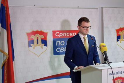SDS ZADOVOLJAN IZLAZNOŠĆU Salatić: Očekujemo dobre rezultate