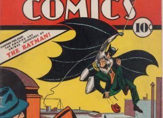 NAJSKUPLJI STRIP SA MRAČNIM VITEZOM Prodali prvi primjerak u kom se pojavio Betmen, CIJENA VRTOGLAVA