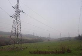 EKIPE NA TERENU Zbog kvara pet naselja bez struje