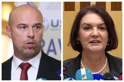 TEGELTIJA I TADIĆEVA NEPOŽELJNI STRANCIMA Sve žešće kritike na rad pravosuđa u BiH