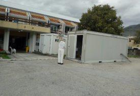 BOLNICA I DALJE TRAŽI MEDICINSKO OSOBLJE Manje hospitalizovanih od zaraze koronom u Trebinju