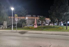 ZASIJALE PRVE LAMPICE U TREBINJU Nema dodatnog trošenja novca za novogodišnju dekoraciju