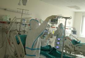 KORONA HARA U protekla 24 preminulo 65 OSOBA u Srbiji, na respiratorima 252 pacijenta
