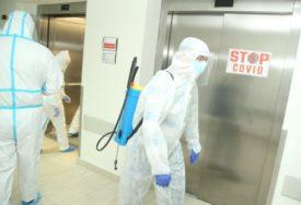 ISCRPLJENI VIŠE IZLOŽENI VIRUSU Koronom zaraženo 511 medicinskih sestara i 189 ljekara u RS