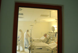 NESTABILNA SITUACIJA U BIJELJINI Radojčić: Povećan broj pacijenata sa težim kliničkim slikama