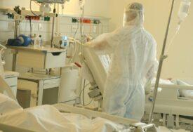 """Svi pacijenti sa teškom kliničkom slikom: U Bolnici """"Srbija"""" na liječenju 29 zaraženih virusom korona"""