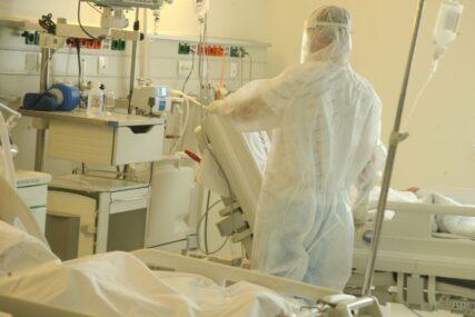 JEDNA OSOBA PREMINULA Na Kovid odjelu sarajevske bolice hospitalizovano 45 pacijenata