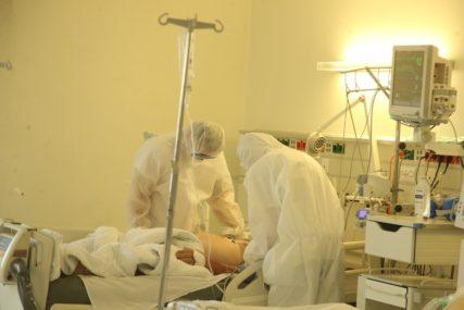 Epidemija ne popušta: U bolnicama nikad više pacijenata, na respiratoru 108 ljudi