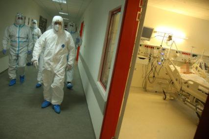 NAJVEĆI BROJ DO SADA Travar: U UKC RS 528 pacijenata sa ozbiljnom kliničkom slikom, na raspiratoru 68 osoba
