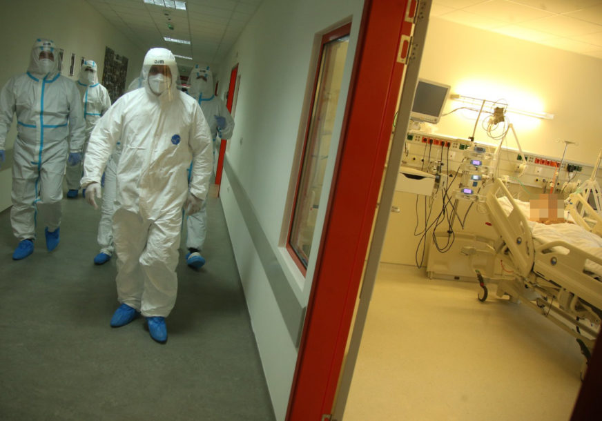 """SITUACIJA SE UBRZANO POGORŠAVA """"Raste broj zaraženih i onih kojima je potrebna hospitalizacija"""""""