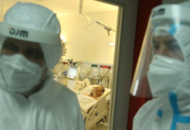 DANSKA STUDIJA Britanski soj korone izaziva 64 odsto više hospitalizacija