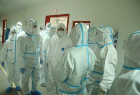 Dr Pelemiš upozorio: Zaraženo nam je i 605 zdravstvenih radnika, to je JEDNA CIJELA BOLNICA