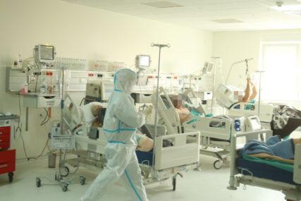 GORE NEGO U NOVEMBRU U bolnicama u Srpskoj više pacijenata s teškom formom korona virusa