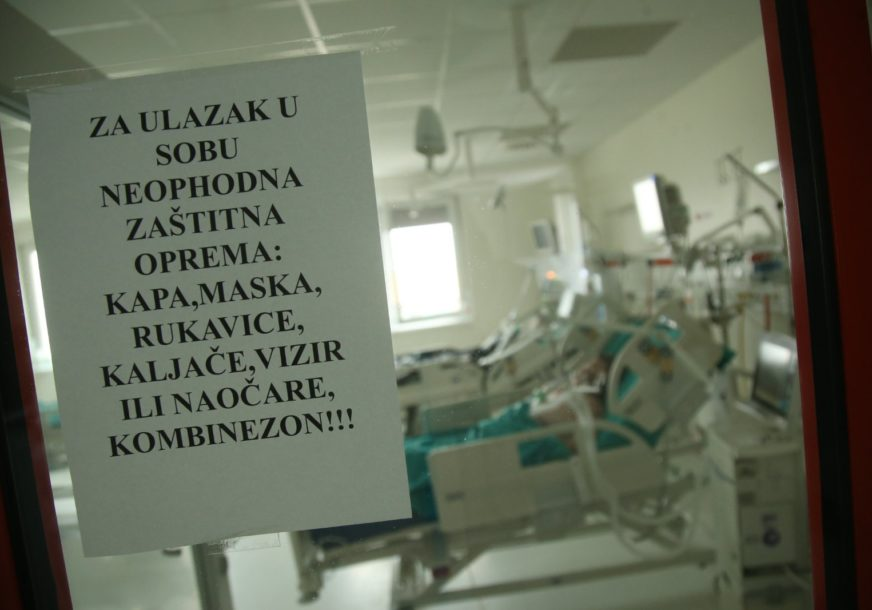 PREMINULO SEDAM ZARAŽENIH Na korona virus pozitivno još 310 ljudi u Srpskoj