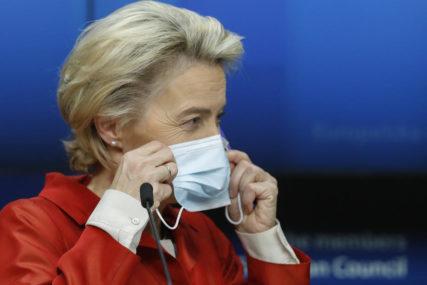 EU DOBIJA DVIJE MILIJARDE VAKCINA Fon der Lajen: Sa tom količinom će se moći vakcinisati 700 miliona ljudi