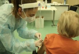 U Crnoj Gori drugu dozu vakcine protiv virusa korona primilo više od 30.000 ljudi