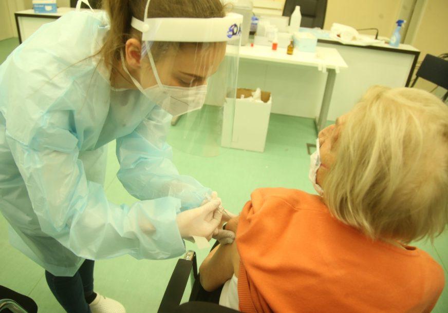 U Modriči do sada vakcinisano više od 60 osoba: Za sada nema prijava neželjenih reakcija